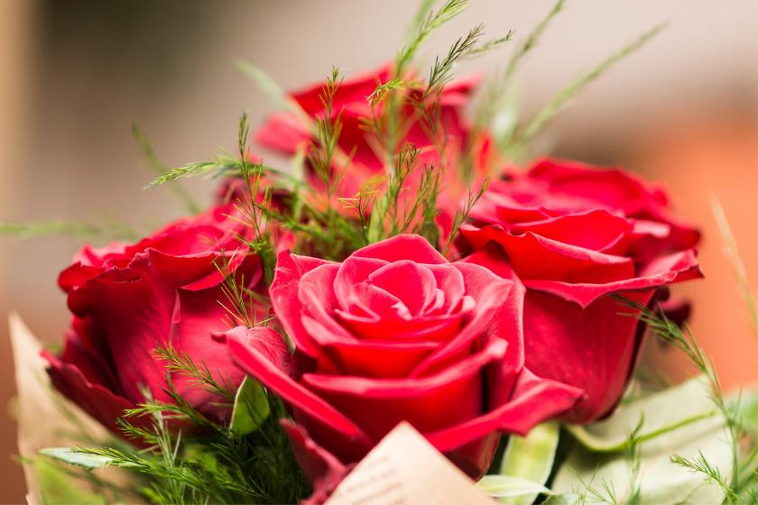 Saint-Valentin-Fleurs-Amoureux
