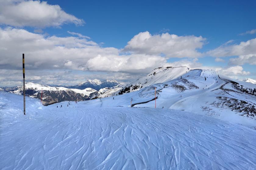 Kitzbuhel-Autriche-station-ski