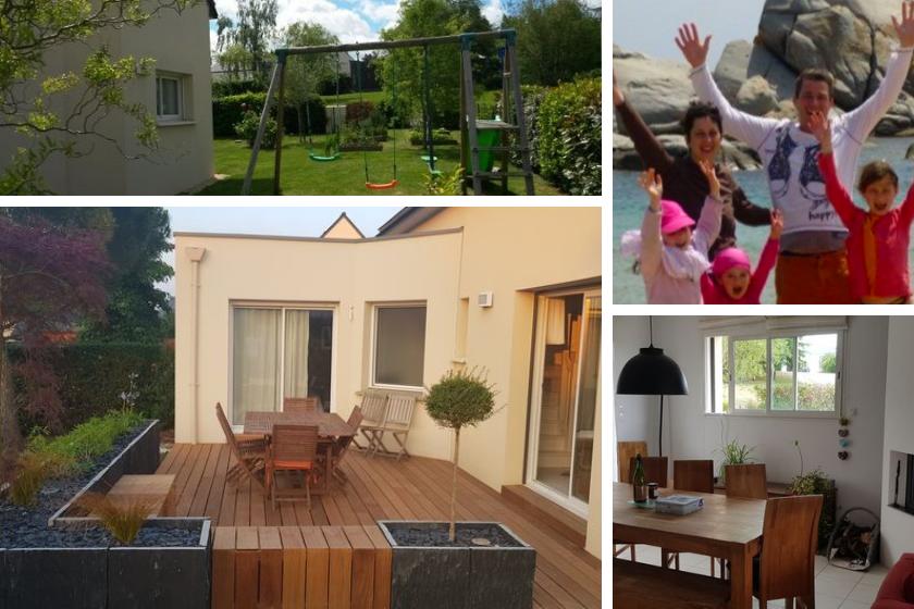 Echange-maison-vacances-famille-Bretagne