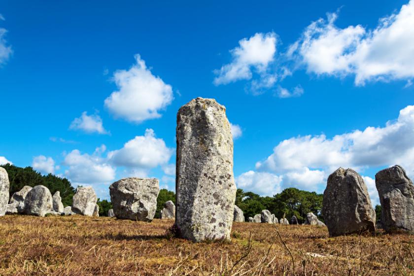 Bretagne-carnac-megalithes