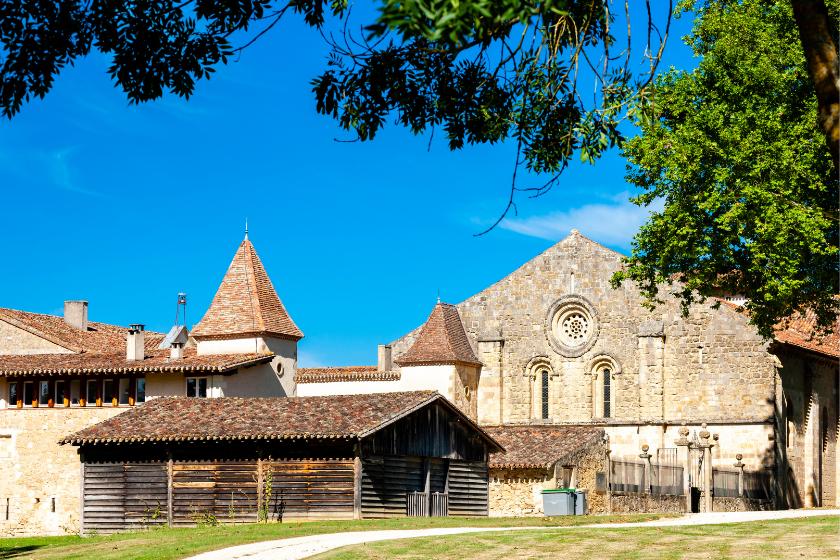 Gers-abbaye-Flaran
