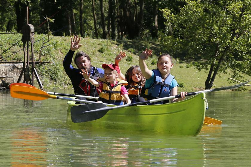 Gers-canoe