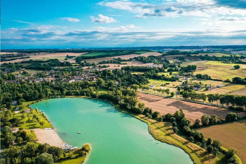 Gers-lac-de-Caste-ra-Verduzan