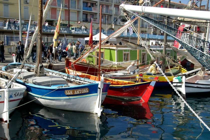 Sete-balade-port
