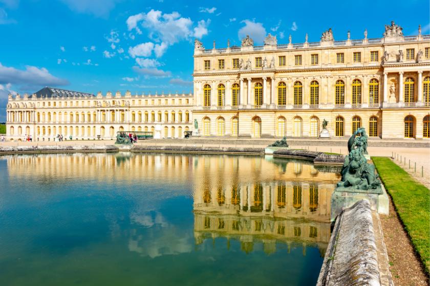 Paris-Chateau-Versailles