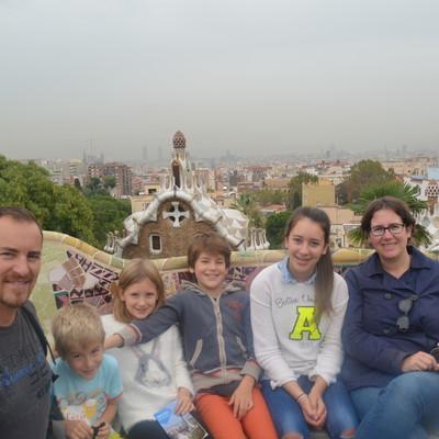 Aurélie & Jérémy et les enfants